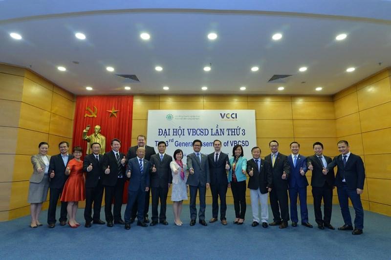 Lãnh đạo Tập đoàn Bảo Việt được bầu vào Ban điều hành Hội đồng Doanh nghiệp vì sự phát triển bền vững nhiệm kỳ III (2017-2020)