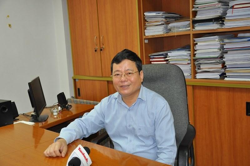 Ông Ngô Hữu Lợi - Vụ trưởng Vụ Pháp chế, Bộ Tài chính