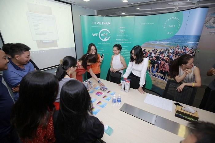 JTI Việt Nam cũng đang lên kế hoạch cho nhiều chương trình trong năm 2020 nhằm đạt được những mục tiêu đã đề ra.