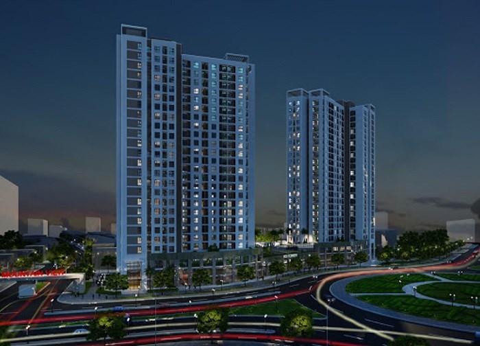 VCI Tower biểu tượng phồn vinh của thành phố trẻ Vĩnh Yên.
