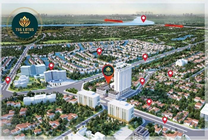 Cư dân TSG Lotus Long Biên thừa hưởng đầy đủ tiện ích nội khu – ngoại khu hiện đại.