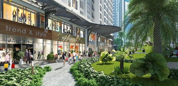 Các dự án cao cấp tích hợp nhiều tiện ích là xu hướng tìm kiếm căn hộ để ở của khách hàng hiện nay