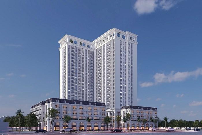 Khu căn hộ cao cấp TSG Lotus Sài Đồng