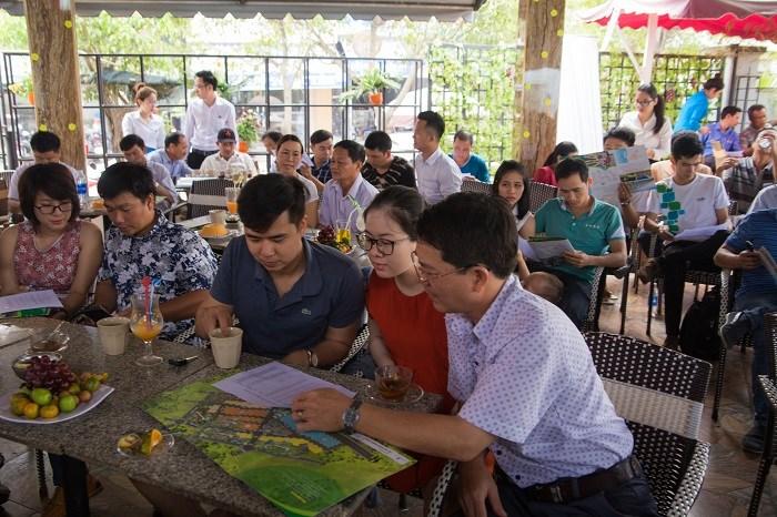 Khu đô thị Hoàng Thành Kon Tum đang được người mua nhà đặc biệt quan tâm
