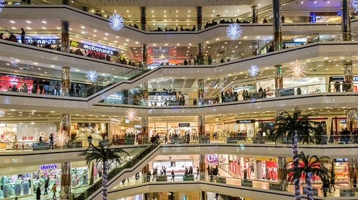 Sự xuất hiện của trung tâm thương mại luôn tạo ra nhiều biến động cho thị trường BĐS khu vực