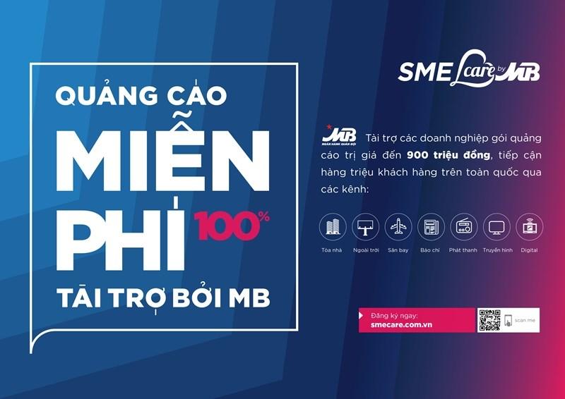SMECare: MB từng bước hiện thực hóa chiến lược ngân hàng cộng đồng - Ảnh 1