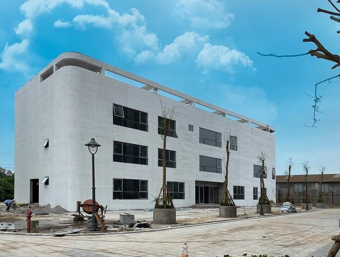 Trường mẫu giáo trong nội khu dự án theo kế hoạch sẽ thuộc hệ thống trường song ngữ quốc tế.