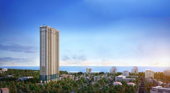Sự xuất hiện của Luxury Quy Nhơn đã đưa phường Hải Cảng trở thành địa chỉ 'đáng sống' bậc nhất tại thành phố biển.