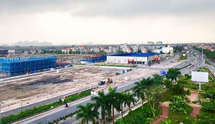 Nhiều dự án bất động sản xuất hiện tại Uông Bí trong thời gian gần đây