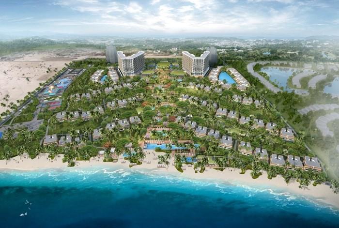 Khu nghỉ dưỡng ALMA tiên phong Sở hữu kỳ nghỉ tại Việt Nam