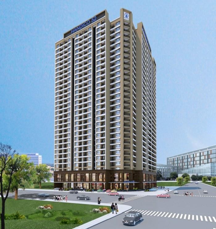 Khu căn hộ The Park Home hút khách có nhu cầu ở thực lẫn đầu tư cho thuê.