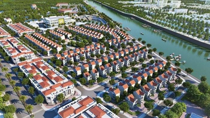 Phân khu Kalong Center City nằm ngay cạnh khu Âu thuyền và TTTM Biên mậu – Khu vực giao thương sầm uất nhất TP Móng Cái