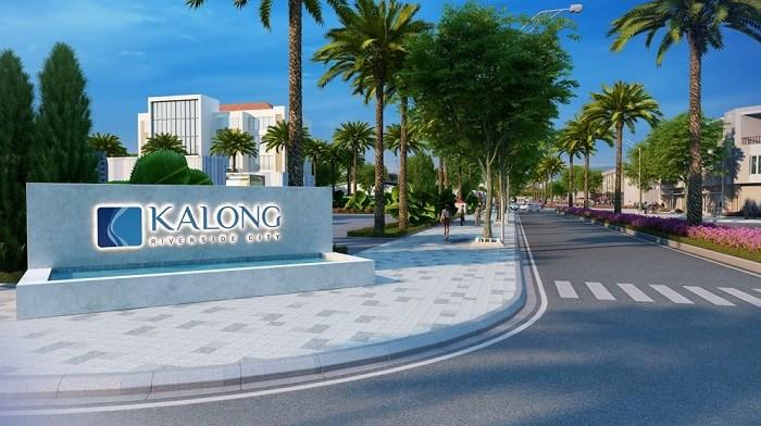 Kalong Riverside City sẽ trở thành khu đô thị đẹp và hiện đại nhất TP Móng Cái trong tương lai