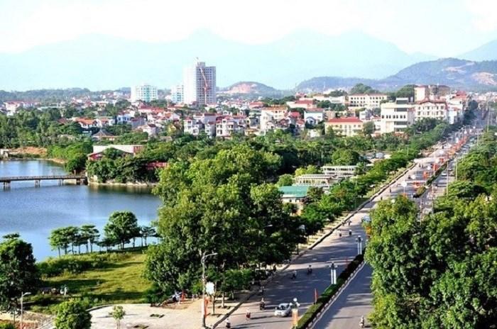 Quỹ đất hẹp khiến bất động sản thành phố Vĩnh Yên khan hiếm nguồn cung.