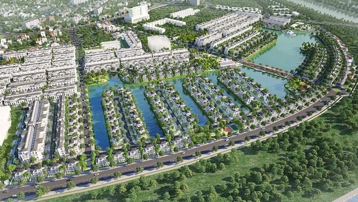 Tổng quan Dự án với đa dạng tiện ích, kiến tạo cuộc sống trọn vẹn đẳng cấp cho cư dân tương lai (hình ảnh minh họa).