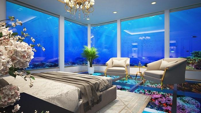 Hình ảnh phòng nghỉ tại dự ánHội An Golden Sea. (Ảnh minh họa).