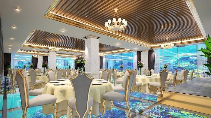 Hình ảnh nhàhangf tại dự ánHội An Golden Sea. (Ảnh minh họa).