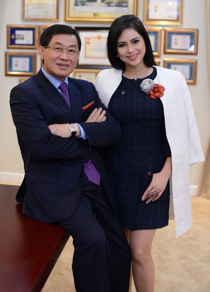 Hình ảnh Chủ tịch và Tổng giám đốc IPPG