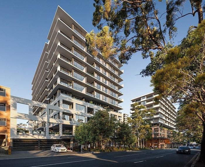 Dự án Spring Square hình thành chuẩn sống mới tại Bankstown.