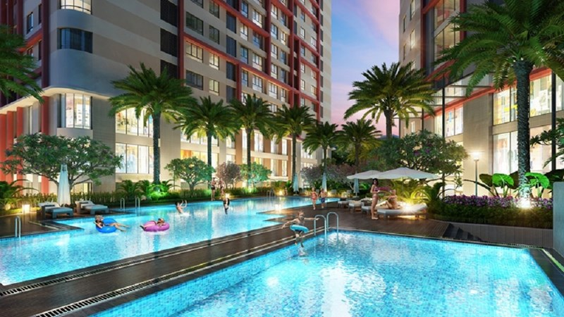 Roman Plaza – dự án cao cấp theo phong cách tân cổ điển Châu Âu đáp ứng nhu cầu những khách hàng khó tính tìm kiếm căn hộ khu vực Tố Hữu.