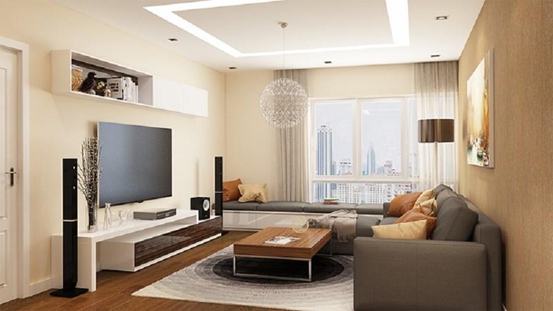 Chỉ 2,1 tỷ đồng sở hữu ngay căn hộ 3PN thiết kế tối ưu tại dự án C1-C2 Xuân Đỉnh