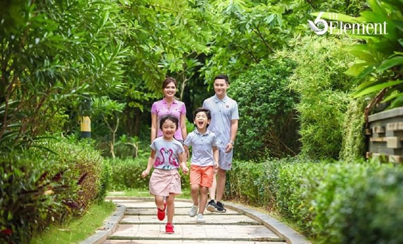 6th Element tổ ấm hạnh phúc, nơi an cư lý tưởng cho các gia đình