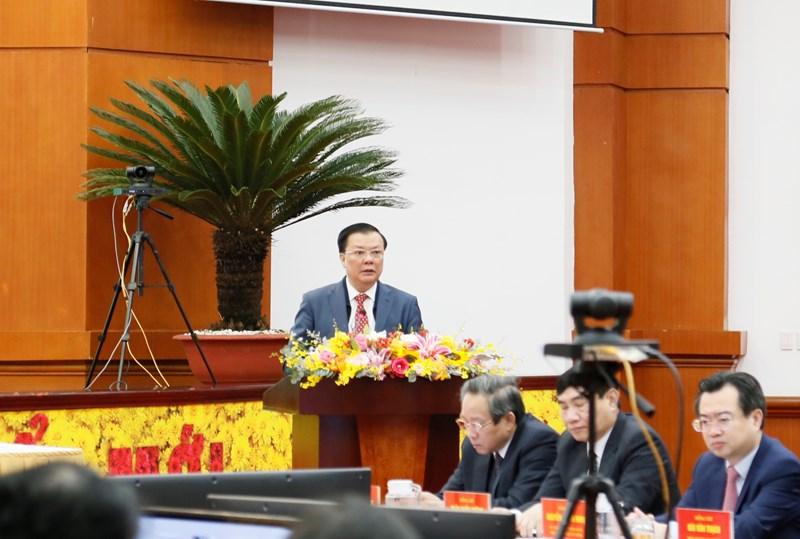 Bộ trưởng Bộ Tài chính khẳng định, ngành Tài chính đã hoàn thành cao nhất các mục tiêu phát triển kinh tế - xã hội và tài chính - NSNN năm 2020.