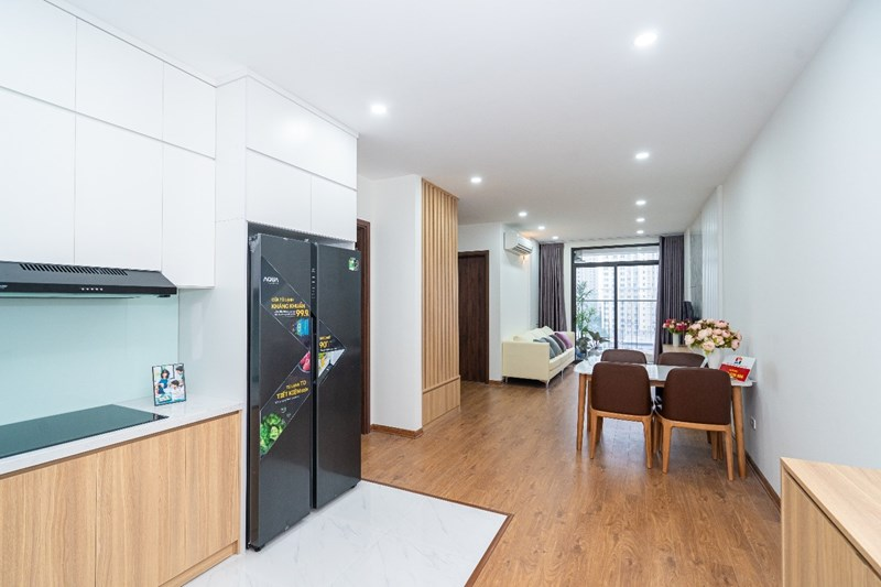 Phong cách thiết kế Singapore tối ưu công năng sử dụng
