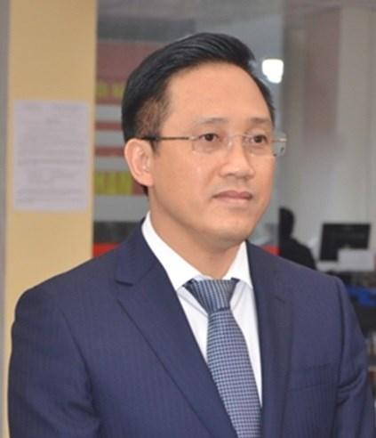 Ông Mai Sơn – Phó cục trưởng Cục Thuế TP. Hà Nội