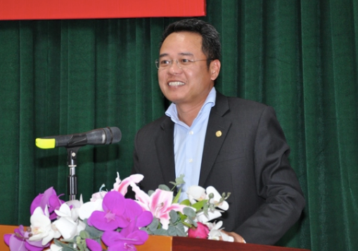 TS. Bùi Tuấn Minh, Quyền Vụ trưởng Vụ Thi đua - Khen thưởng, Bộ Tài chính