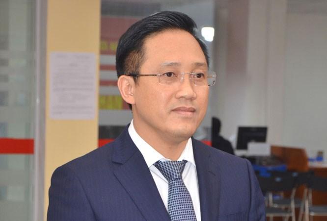 Ông Mai Sơn - Cục trưởng Cục Thuế TP. Hà Nội