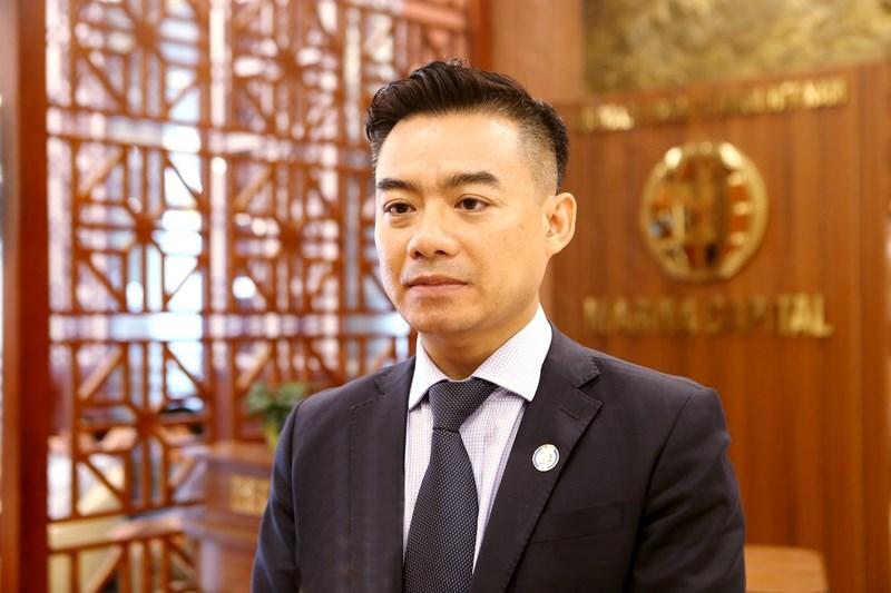 Ông Vũ Tú Thành - Phó giám đốc điều hành khu vực, Hội đồng kinh tế Hoa Kỳ - ASEAN