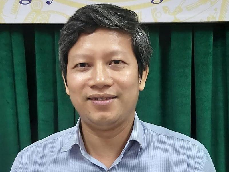 Ông Phạm Văn Trường, Vụ trưởng Vụ Hành chính sự nghiệp (Bộ Tài chính)