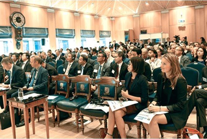 Hội nghị thu hút đông đảo các nhà đầu tư tham dự.