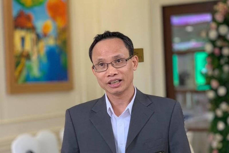 TS. Cấn Văn Lực -chuyên gia kinh tế trưởng Ngân hàng TMCP Đầu tư và Phát triển Việt Nam (BIDV)