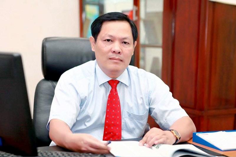 Ông Đỗ Việt Đức - Tổng cục trưởng Tổng cục DTNN
