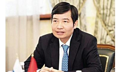 Thứ trưởng Bộ Tài chính Tạ Anh Tuấn.