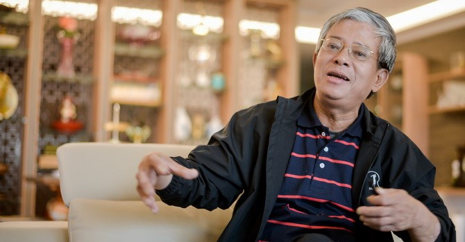 Ông Phạm Quang Vinh
