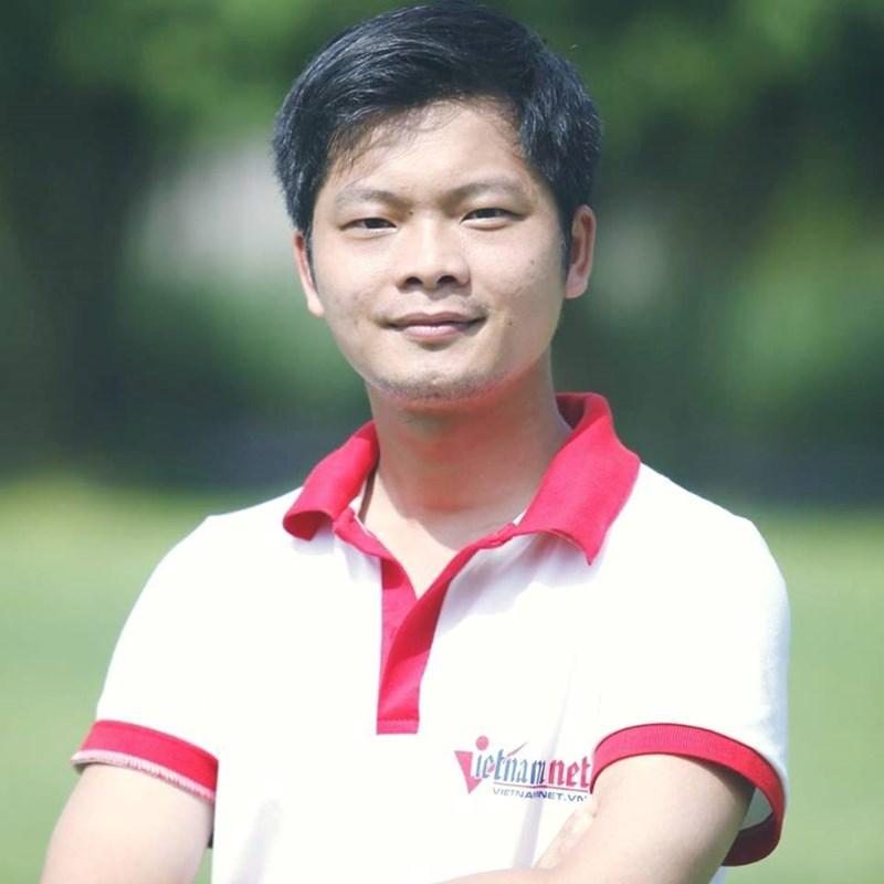 Phóng viên Lương Bằng