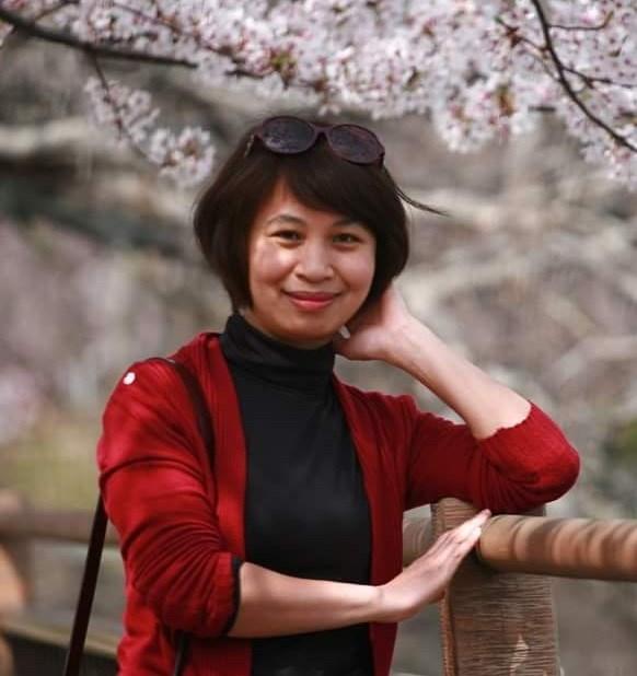 Phóng viên Lê Thanh