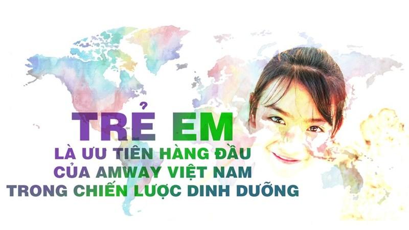 Amway Việt Nam khởi động chiến dịch Nutrilite Power of 5 lần thứ 4 - Ảnh 1