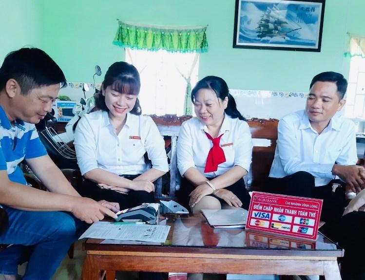 Agribank thúc đẩy hoạt động tài chính vi mô ở Việt Nam - Ảnh 1