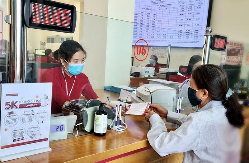 Agribank kích hoạt tối đa các biện pháp chủ động phòng chống dịch bệnh Covid-19 - Ảnh 1