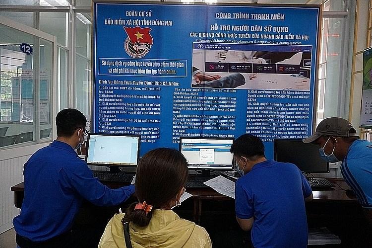 BHXH Việt Nam đã hoàn thành việc cung cấp các dịch vụ công mức độ 4 cho tất các thủ tục hành chính của Ngành.