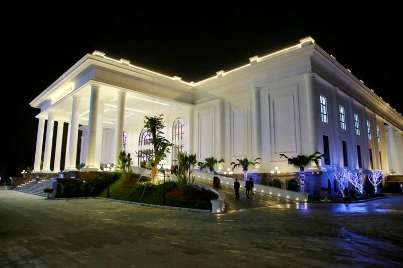 Trung tâm Hội nghị Quốc tế FLC Hạ Long.