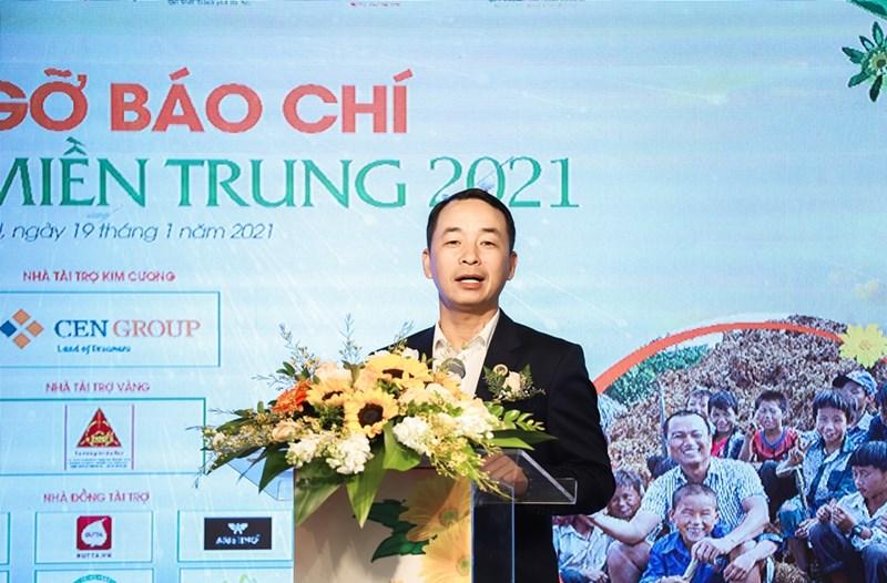 Ông Lê Hùng Nam - Phó Chủ tịch kiêm Tổng thư ký hội Golf Việt Nam ghi nhận và đánh giá cao hoạt động của giải trong suốt 4 mùa qua.