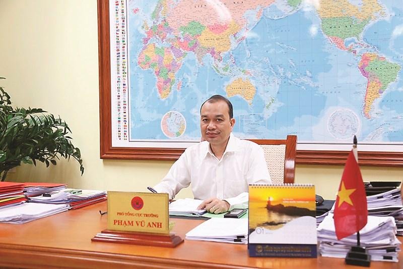 Phó Tổng cục trưởng Tổng cục DTNN Phạm Vũ Anh.