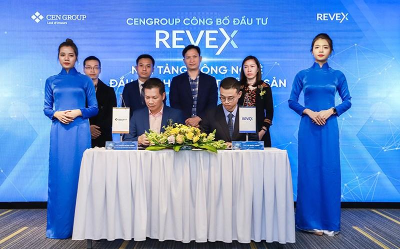 Sự hợp tác giữa CenGroup và Revex mở ra một bước ngoặt mới trong việc xây dựng nền tảng đầu tư chung bất động sản với dành cho các khách hàng có nguồn vốn ít.