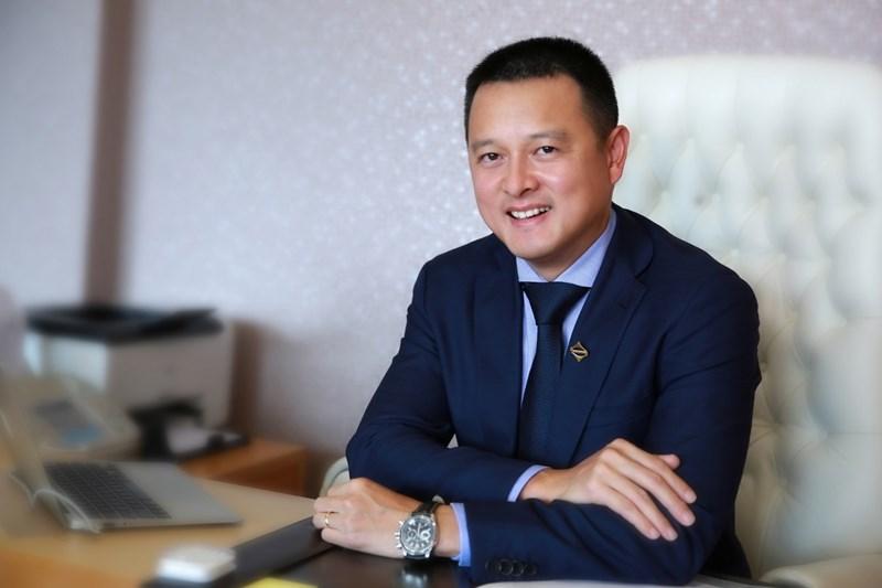 Ông Đặng Minh Trường - Chủ tịch Hội đồng quản trị Sun Group.
