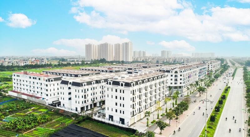 Kiến Hưng Luxury là một trong những dự án phân phối trọng điểm của Cen Land trong năm 2021.